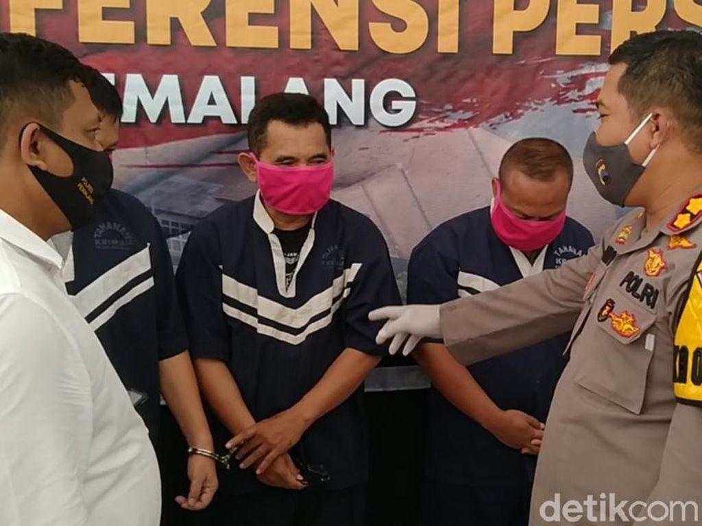 Peras Kades Rp 10 Juta, 4 Wartawan Gadungan di Pemalang Ditangkap