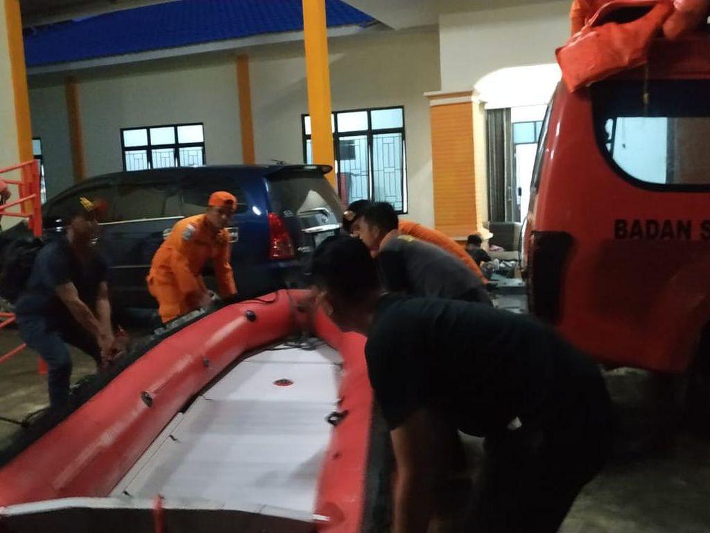 Kapal Tenggelam di Perairan Nias Selatan, 9 Nelayan Belum Ditemukan