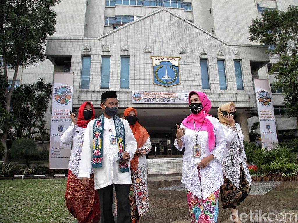 Sejumlah Pejabat DKI Positif Corona, PD: Protokol Kesehatan Kurang Ketat!