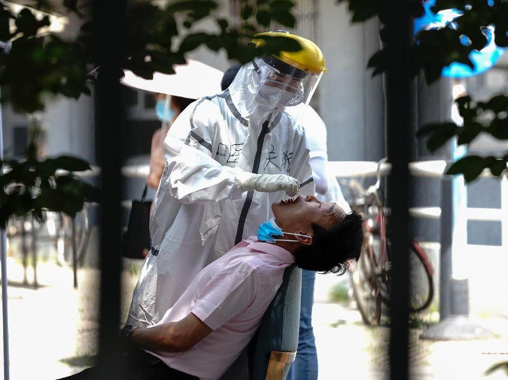 Langkah Beijing Tangani Gelombang Kedua Virus Corona