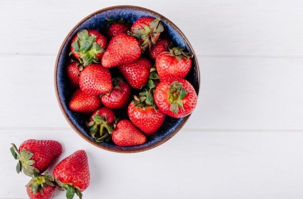 Buah Berry Ampuh Menghilangkan Noda Bekas Jerawat