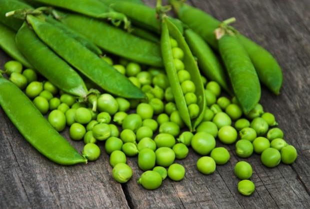 Kacang polong mengandung zat aditif dan natrium yang menghambat penurunan berat badan.