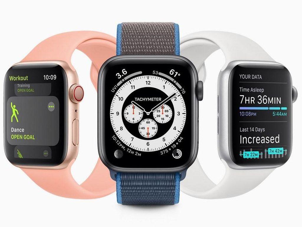 Ditikam Penjahat, Polisi Selamat Berkat Apple Watch