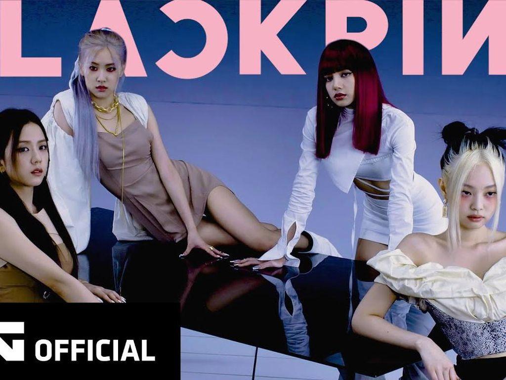 Luncurkan How You Like That, BLACKPINK Dominasi Chart Musik Korea
