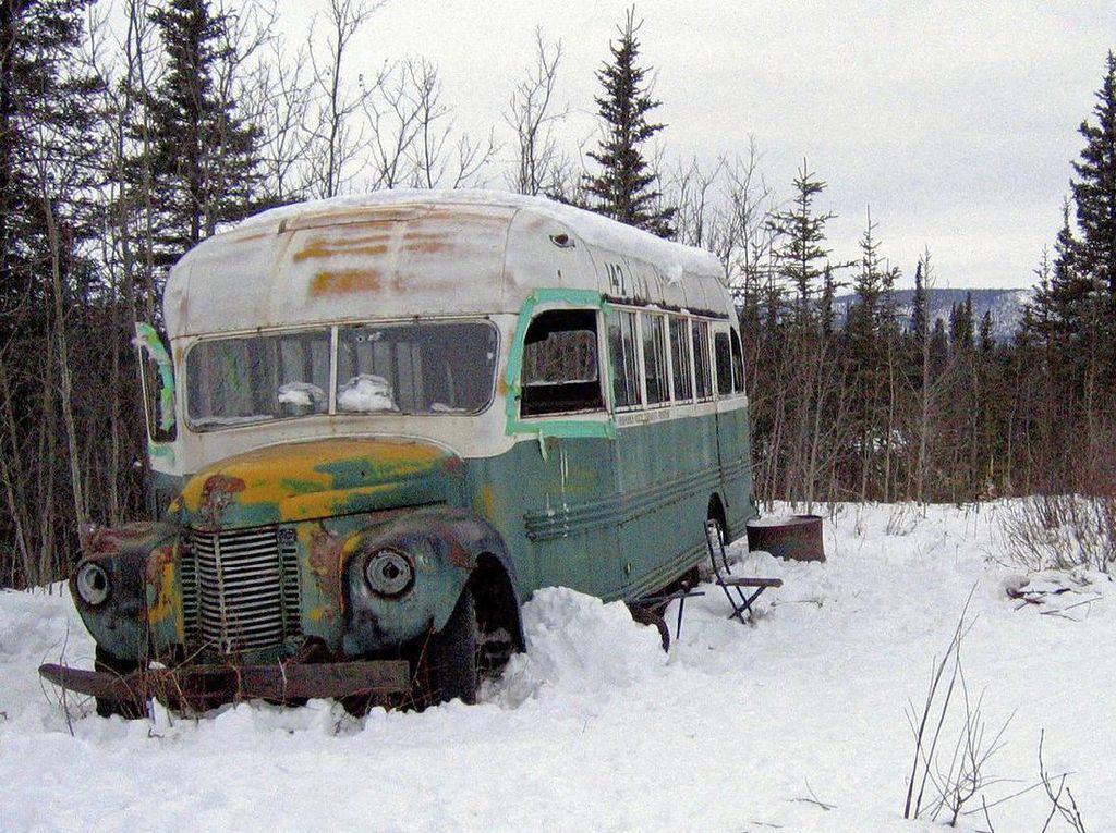 Bus Into the Wild Punya Kandang Baru