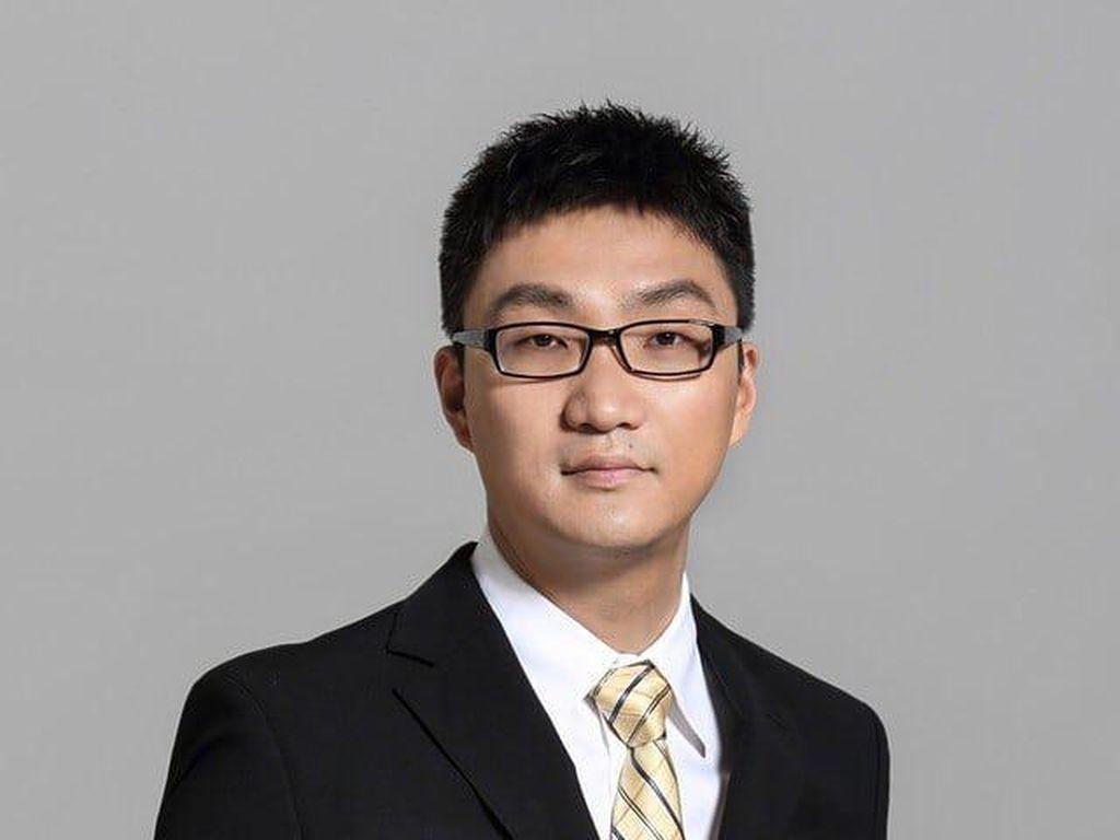 Mengenal Anak Muda yang Salip Kekayaan Jack Ma