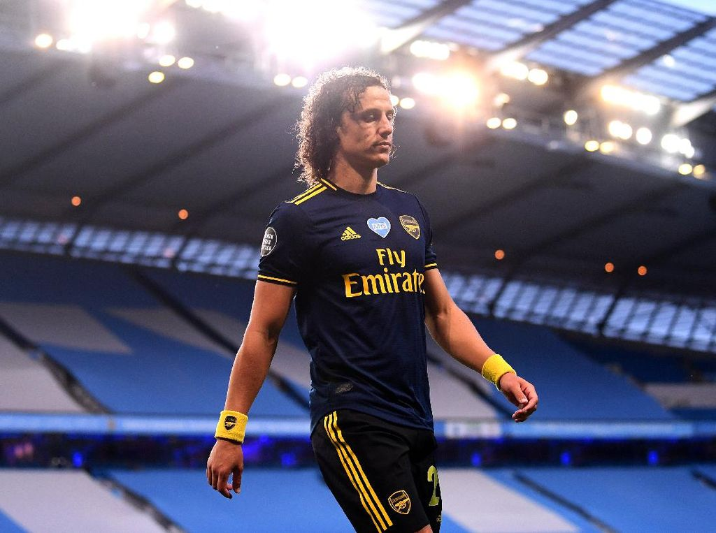 David Luiz Si Pemain Overrated