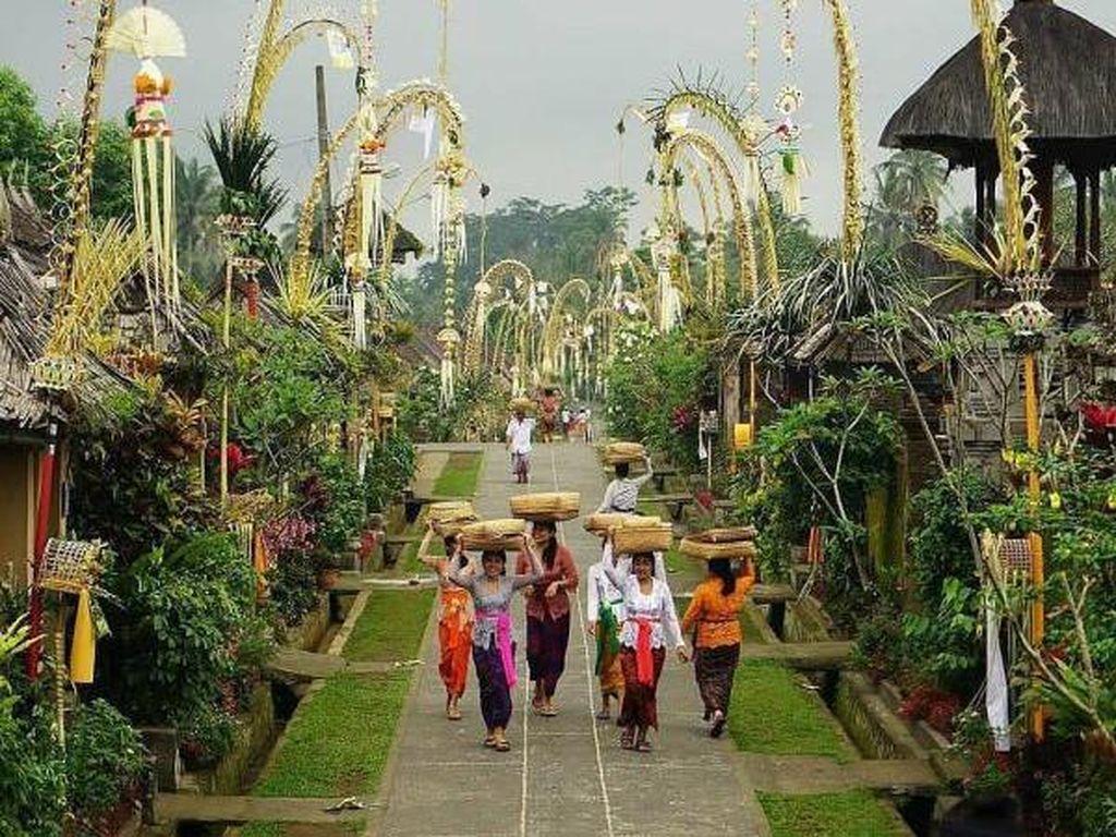 Ini Kearifan Bali dalam Mengontrol Corona