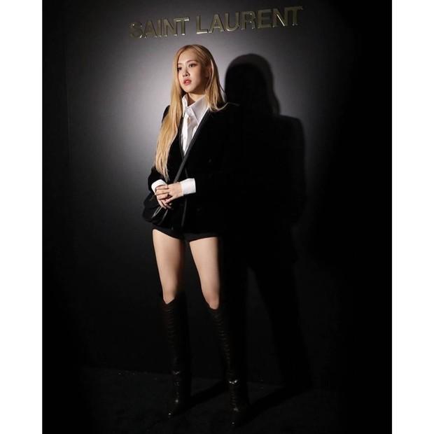 Rose BLACKPINK terpilih menjadi global brand ambassador