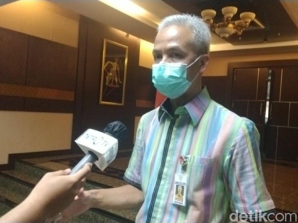 Cerita Ganjar Telepon Ortu Siswa Pemakai SKD Aspal untuk PPDB