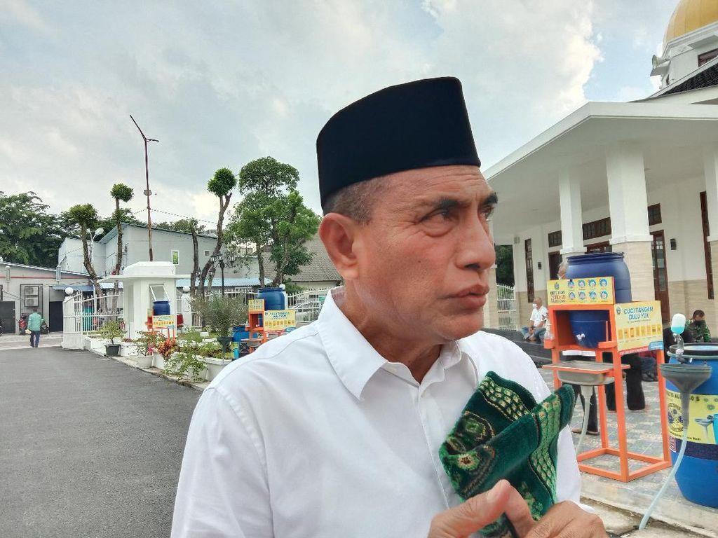 Gubsu Edy Geram Ada Ayah Sadis Bunuh 2 Anak Tiri di Medan: Sakit Jiwa Itu!