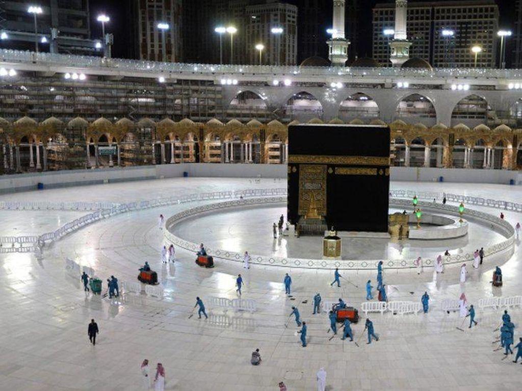 Arab Saudi Hanya Bolehkan 1.000 Warga Lokal untuk Naik Haji Tahun Ini