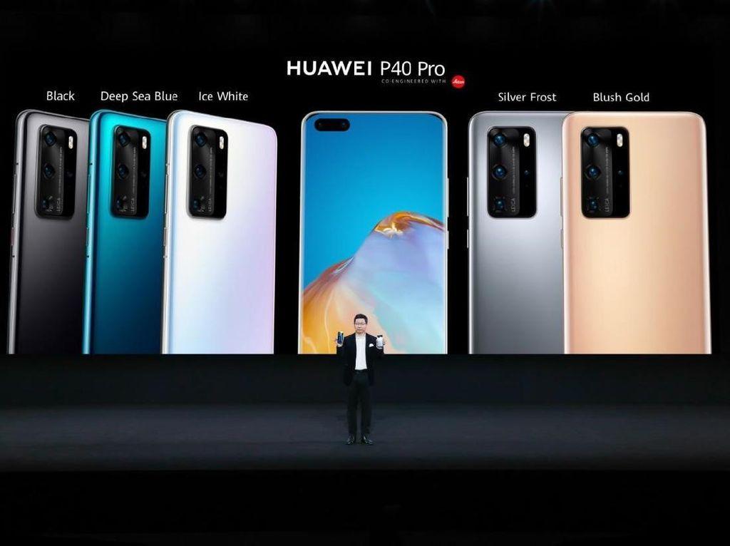 Gali Lebih Dalam Spesifikasi Smartphone Flagship Huawei P40 Series