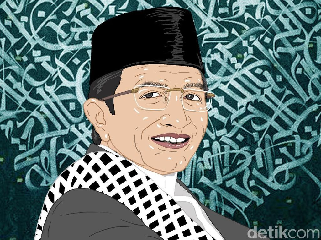 detikKultum Prof Nasaruddin Umar: Sisi Lain Luqmanul Hakim
