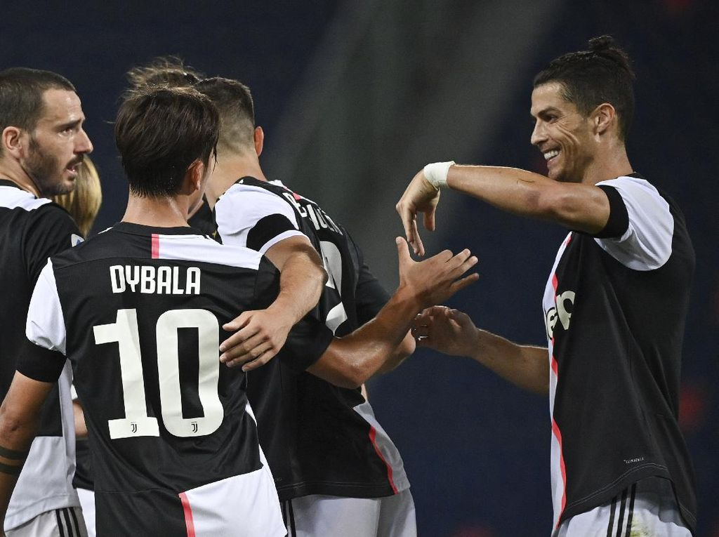 Kemenangan atas Bologna Jadi Titik Balik Juventus