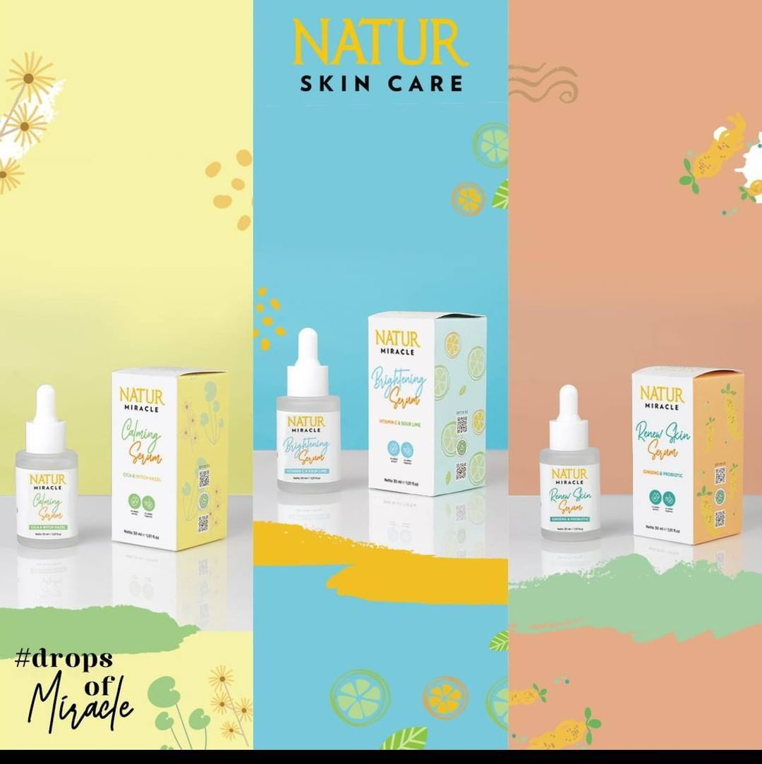 Varian Natur Miracle Serum