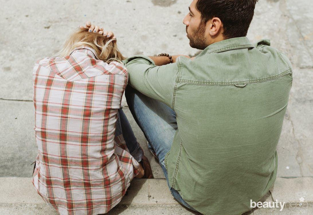 Pasangan Kekasih Putus Cinta
