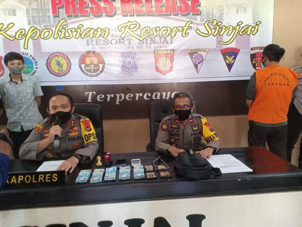 Polisi Tangkap Oknum Wartawan di Sinjai Sulsel Peras Sekdes Rp 25 Juta