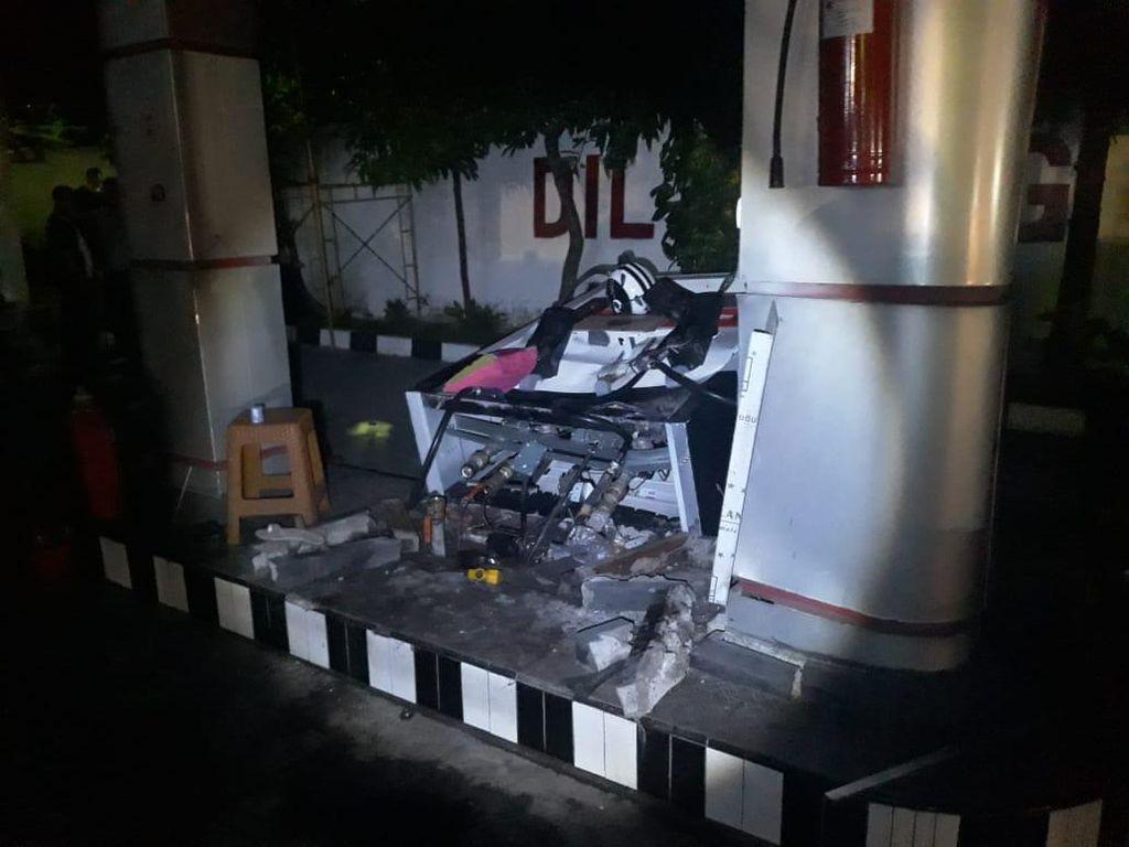 SPBU Miliknya Ditabrak Pemobil, Purnomo Akan Dipanggil Jadi Saksi