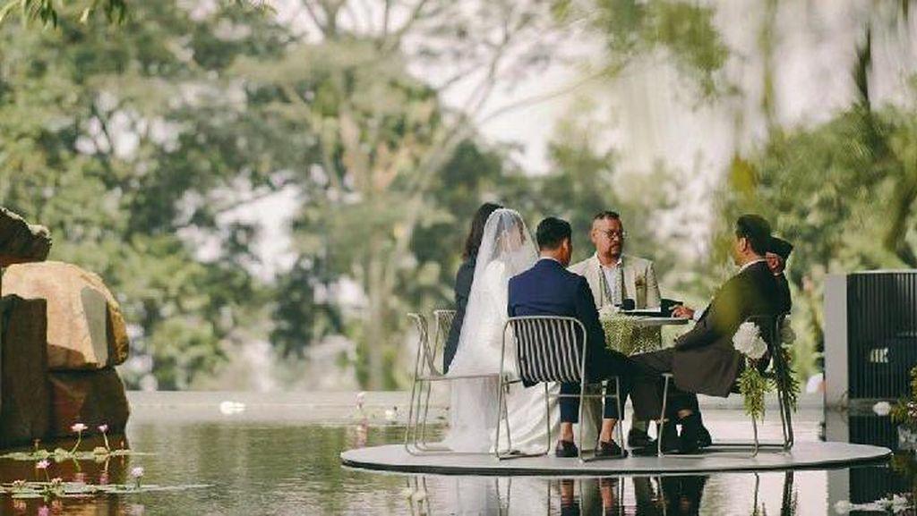 Foto: Wot Batu Bandung, Lokasi Pernikahan Tara Basro