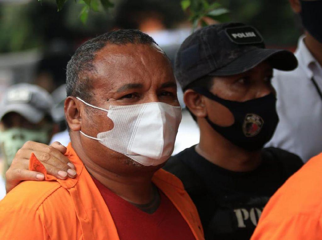5 Menit Aksi Menegangkan Penyerangan Kelompok John Kei