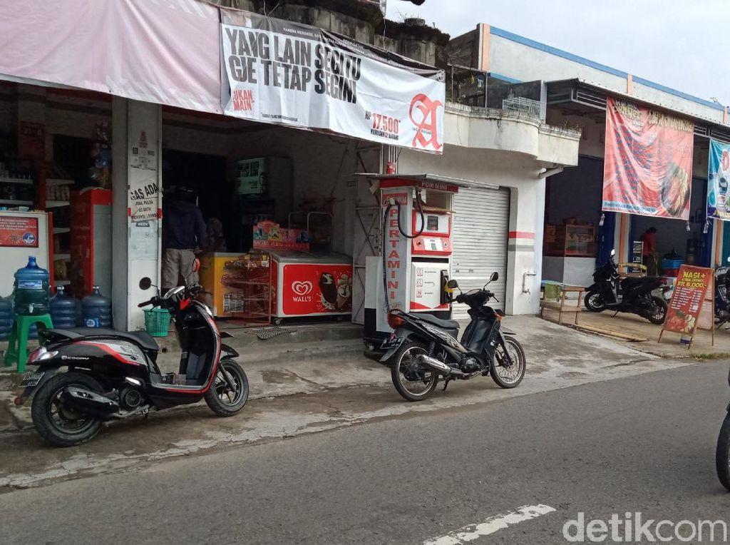 Pemotor yang Viral Beli BBM Lalu Santuy Kabur di Klaten Dibawa ke RSJ