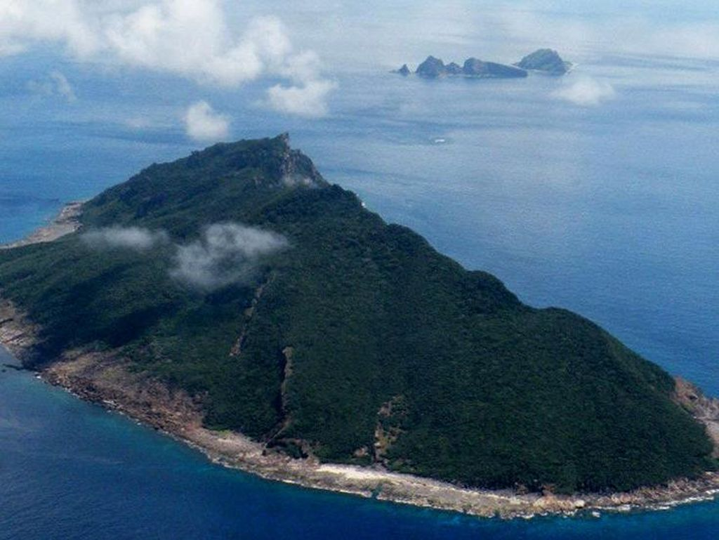 Jepang Ubah Nama Pulau yang Juga Diklaim Milik China dan Taiwan
