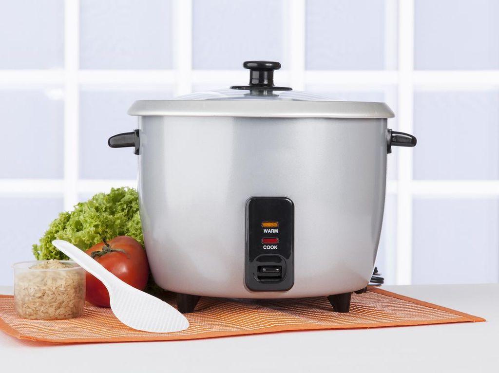 5 Cara Bersihkan Rice Cooker Supaya Awet dan Optimal Fungsinya