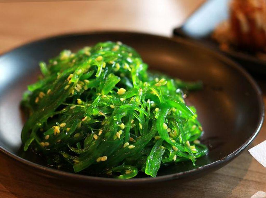 5 Manfaat Rumput Laut Superfood yang Umami Rasanya