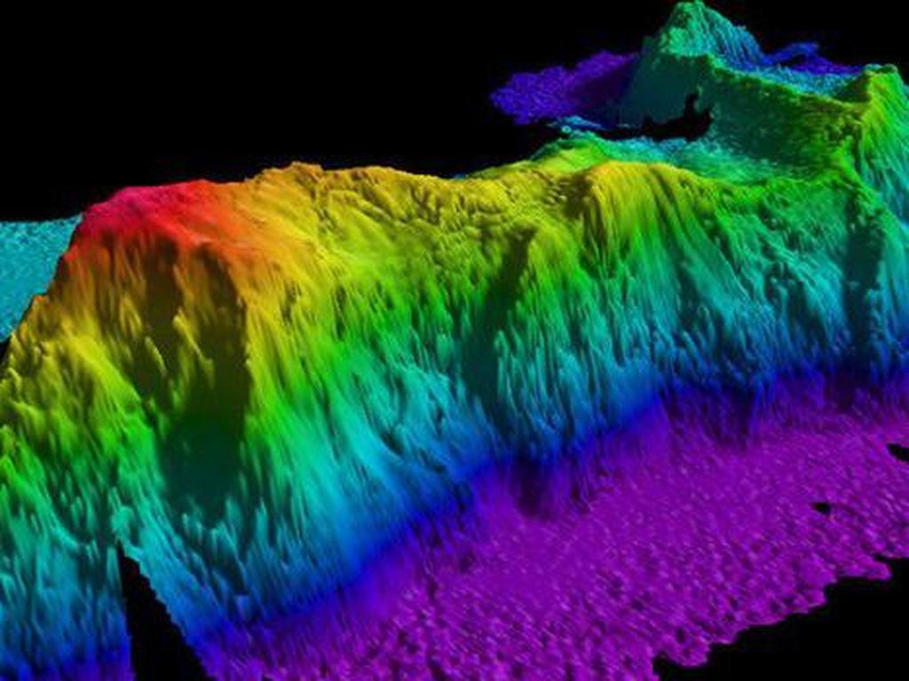 Dasar Samudera yang Luasnya Setara 2 Planet Mars Harus Dipetakan Ilmuwan