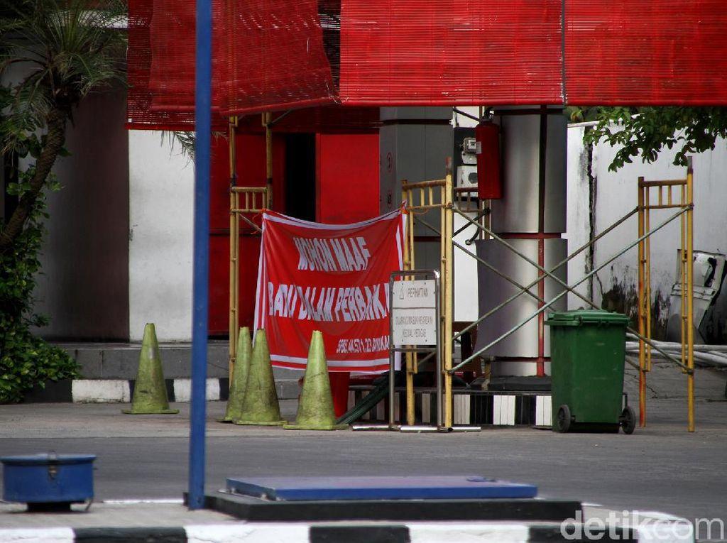 Tetap Nombok, Tapi Achmad Purnomo Siap Berdamai dengan Penabrak SPBU-nya