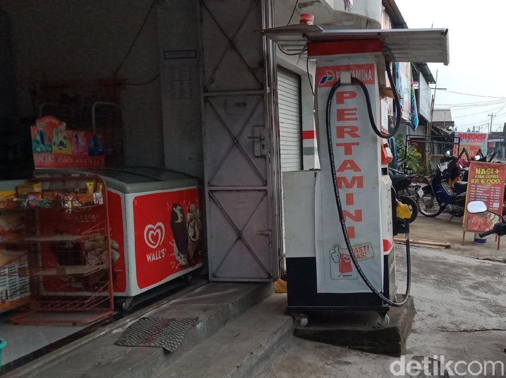 Pemotor yang Viral Beli BBM Lalu Santuy Kabur di Klaten Sempat Main Tampar