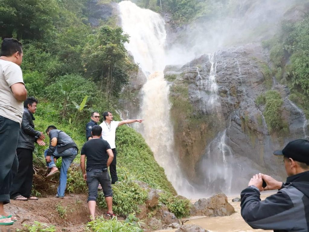 Asyik! Pemda Garut Bikin Kompleks Wisata Alam di Kecamatan Cihurip