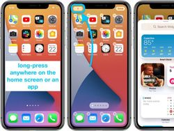 Walau Nyontek Android, Widget Apple Dinilai Lebih Oke