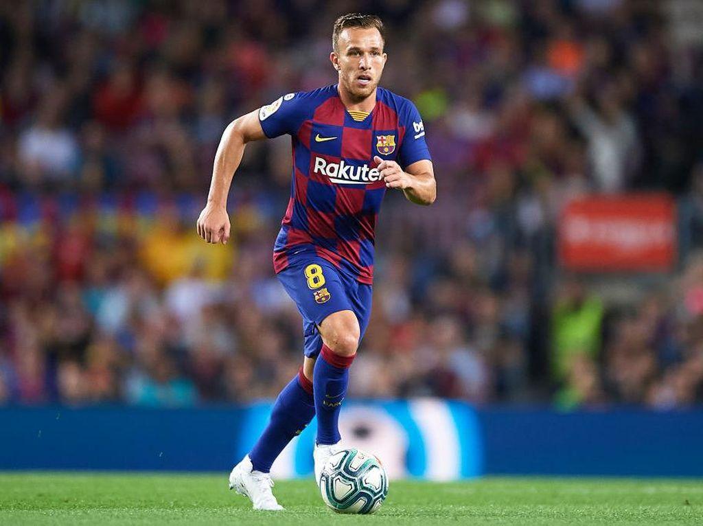 Arthur Dikabarkan Teken Kontrak 5 Tahun dengan Juventus