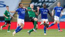 Video Leicester Buang-buang Peluang Lawan Brighton