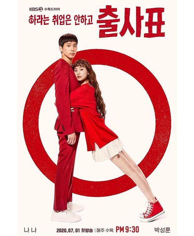 Poster Drama Korea Memorials