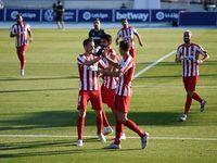 Levante Vs Atletico: Gol Bunuh Diri Menangkan Los Colchoneros
