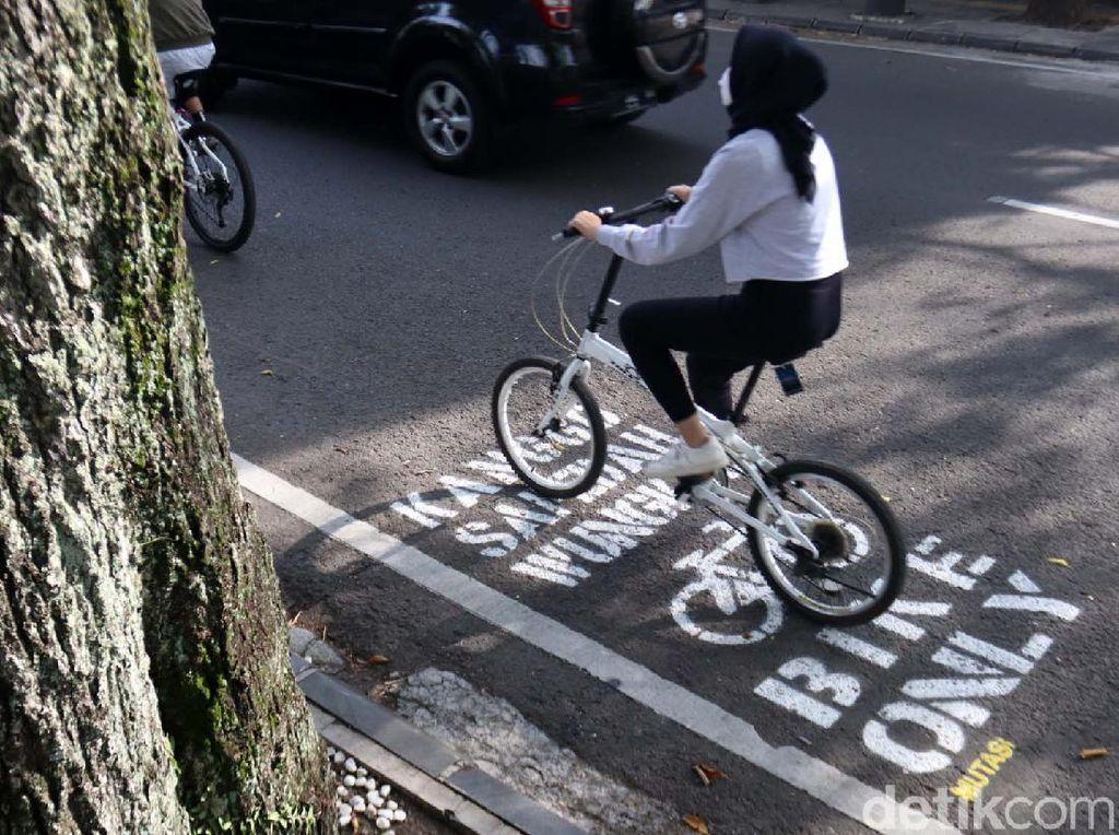 Sepeda Mau Dikenai Pajak? Pegowes: Di Luar Negeri Malah Dibayar