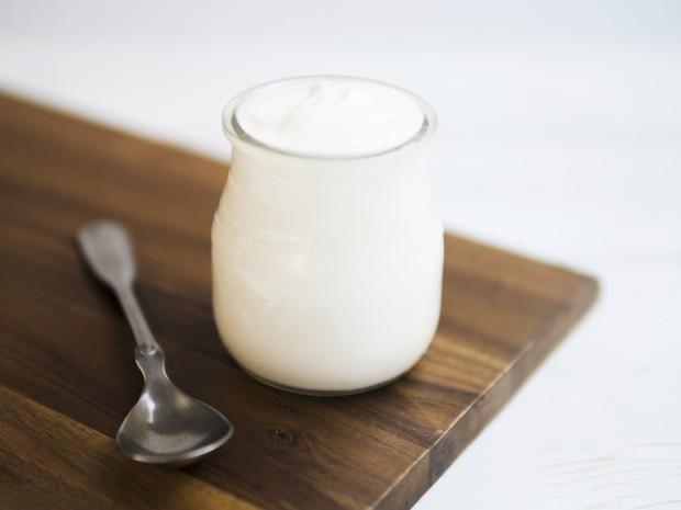 Ilustrasi: yogurt untuk obat sariawan