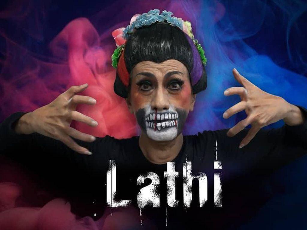Didik Nini Thowok Buka Suara soal Lathi Challenge yang Trending