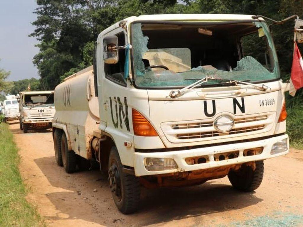 Begini Detik-detik Penyerangan Milisi di Kongo hingga Serma Rama Gugur