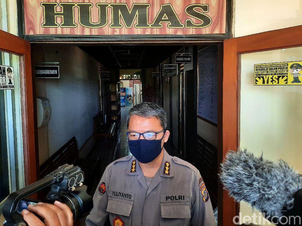 8 Calon Perwira Polisi di Yogya yang Kena Corona Kini Sudah Sembuh