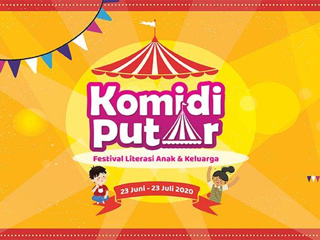 Festival Komidi Putar Digelar Daring, Literasi soal Anak dan Keluarga