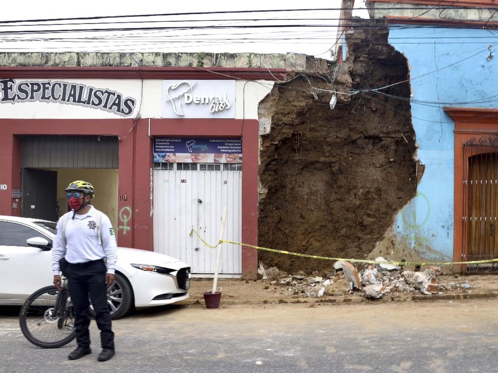 3 Fakta Gempa M 7,4 di Meksiko Sempat Picu Situasi Gawat