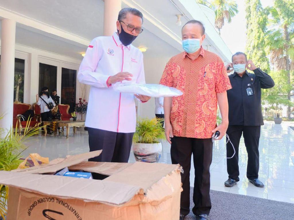 26 Dokter PPDS Terinfeksi COVID-19, Gubernur Sulsel Beri Bantuan APD