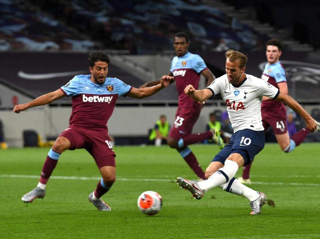 Harry Kane Tidak Cetak Gol Saja, Mourinho Sudah Senang