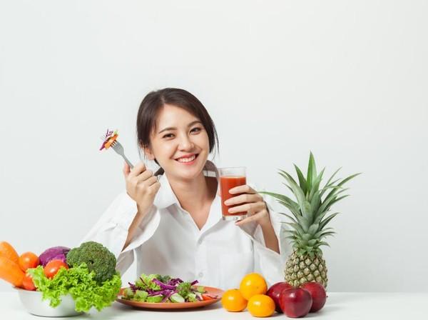 Konsumsi Buah & Sayur Ini untuk Jaga Imunitas Tubuh saat New Normal