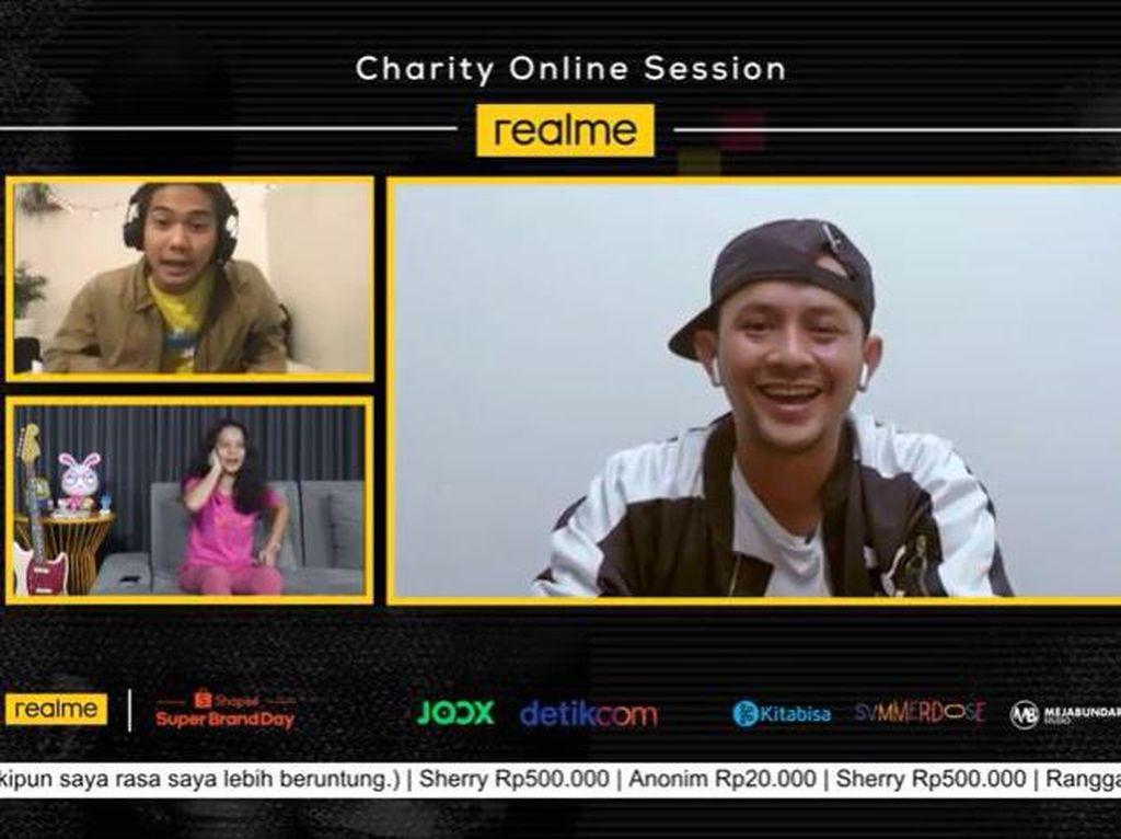 Gelar Konser Online, Iqbaal Ramadhan Ajak Donasi ke Penyintas Gangguan Mental