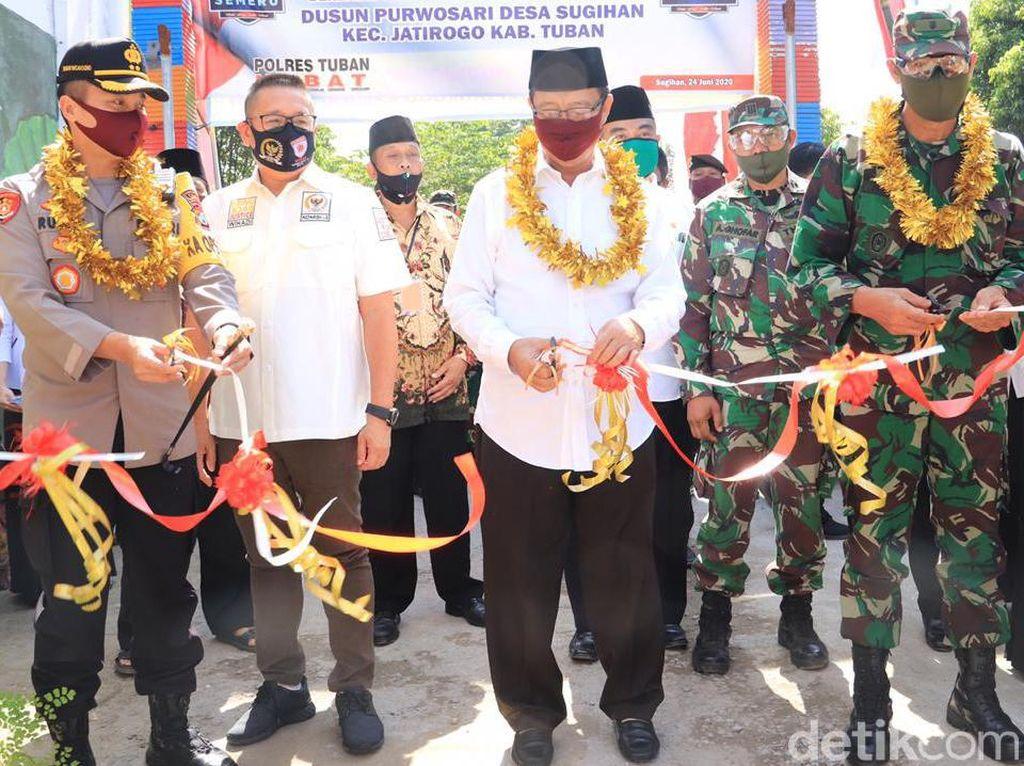 20 Kampung Tangguh Semeru di Tuban Siap Sambut New Normal